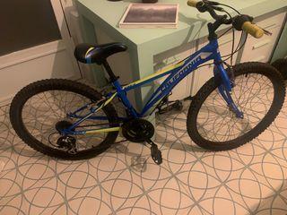 Bicicleta BH de montaña 24 pulgadas