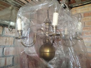 lampara holandesa antigua