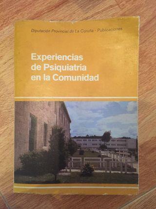 Experiencias de Psiquiatría en la Comunidad