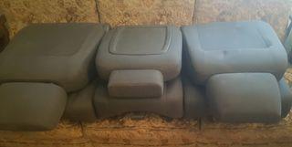 asientos desmontables