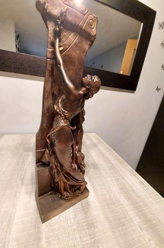 figura de marmolina