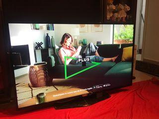 """Phillips 55"""" UHD 4k smart tv"""