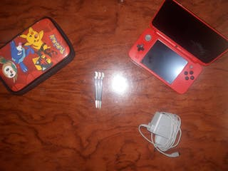 Kit New Nintendo 2DS XXL Edición limitada Pokeball