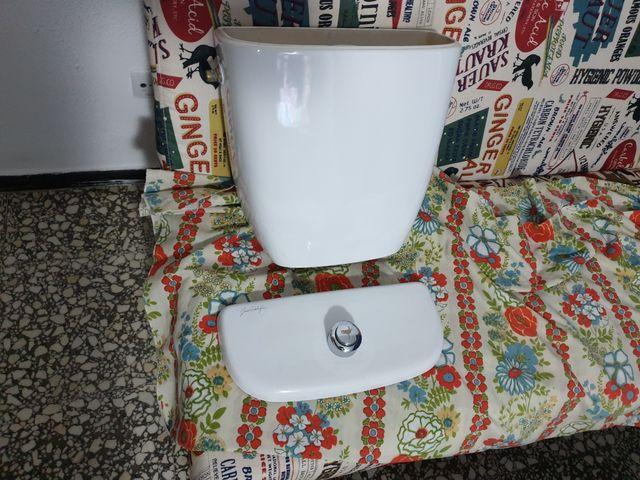 mochila de baño completa