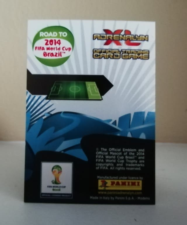 MESSI ADRENALYN XL LIMITED EDITION ROAD TO BRASIL