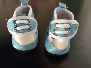 Zapatos muñeco