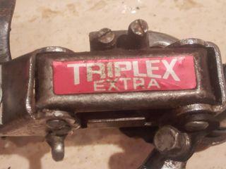 CAMBIO DE MARCHAS CLASICO. TRIPLEX EXTRA