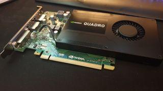 Tarjeta grafica Nvidia Quadro K2200 Impecable