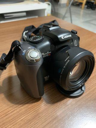 Cámara de fotos canon power shot sx10 IS