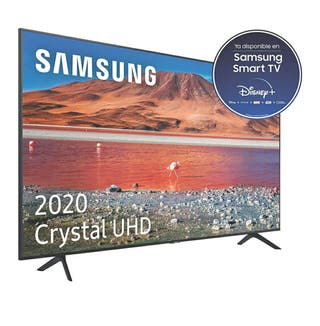samsung Crystal smart Tv