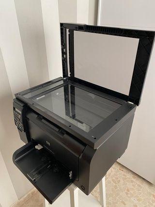 Impresora multifuncion hp laserjet