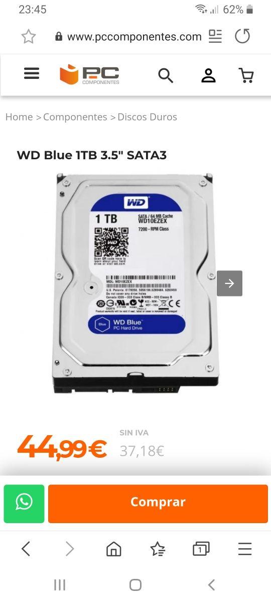 Disco duro 1tb 3.5