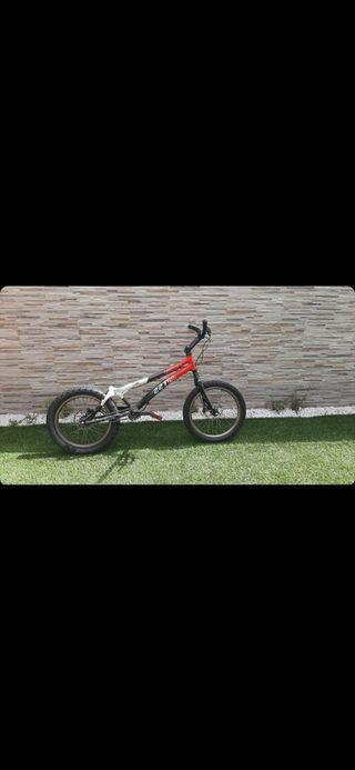 bicicleta de trial, monty