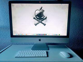 "iMac 27"" pantalla retina 5k"
