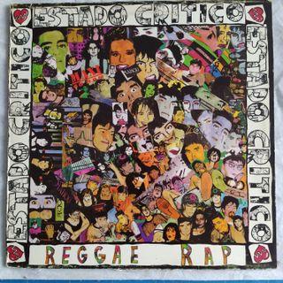 "Estado Critico - Reggae Rap (12"")"