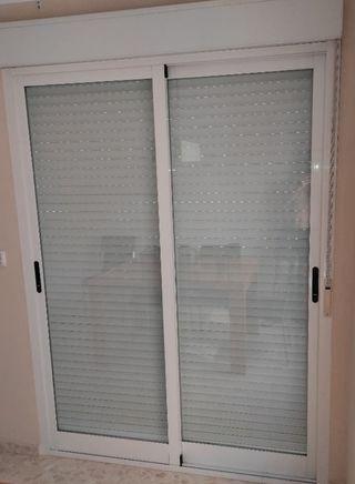 Ventana ventanal balconera