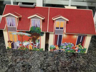 "Casa maletín "" Playmobil"""