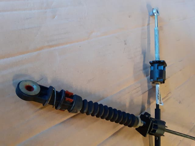 Volvo s80 d5 2.4Td 2004 cable selector marchas