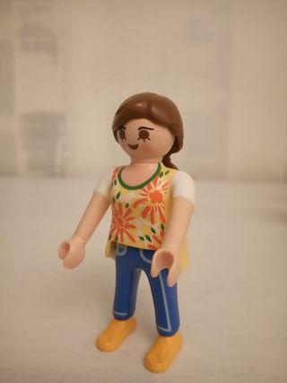 Muñeca Playmobil