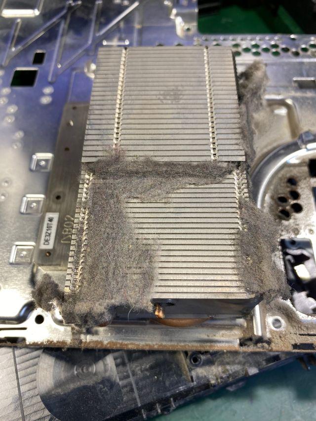 Limpieza de Sony Ps4