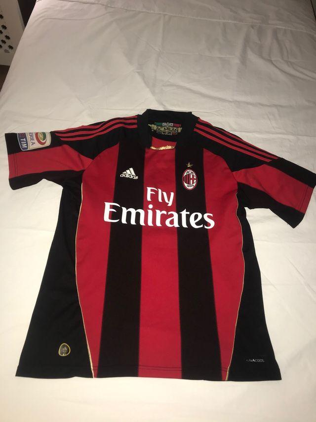 Camiseta A. C. Milan original