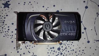 NVIDIA GTX 460 1GB EVGA