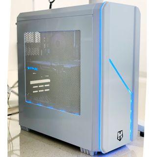 PC Intel Xeon X3470 12GB SSD HD Radeon RX580