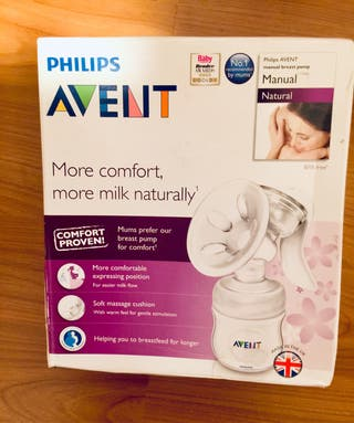 Extractor de leche PHILIPS AVENT