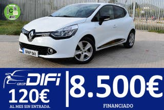 Renault Clio Limited 1.2 16v 75 Euro 6