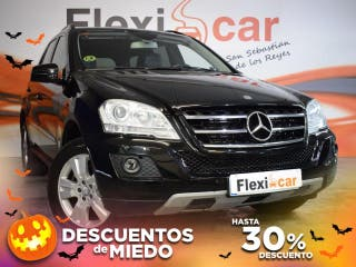 Mercedes Clase M ML 350 BlueTec 4M