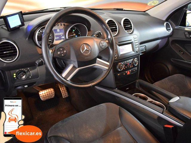 Mercedes Clase M ML 350 BlueTec 4M