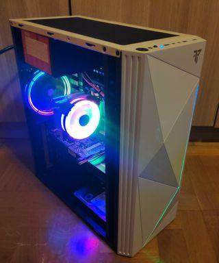 PC GAMING intel i7 32 GB de RAM NVIDIA GTX 1060