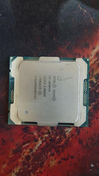 XEON E5 2650 V4 LGA 2011 12 CORES 24 HILOS