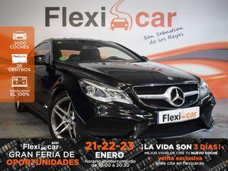 Mercedes Clase E Coupé E 200