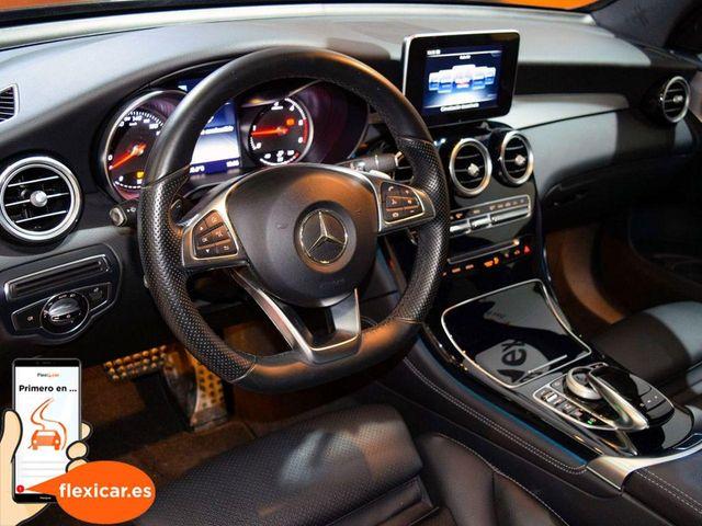 Mercedes Clase GL GLC 220 d 4MATIC AMG Line