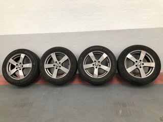 """Llantas 17"""" Audi Alemanas"""