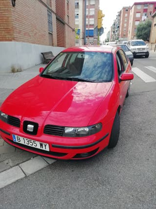 SEAT Leon 2001. distintivo para circular en Barcelona y Madrid