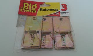 Paquete Ratoneras