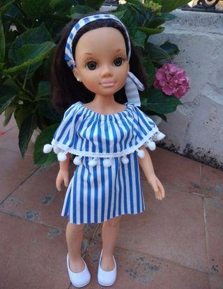 Vestido muñeca.