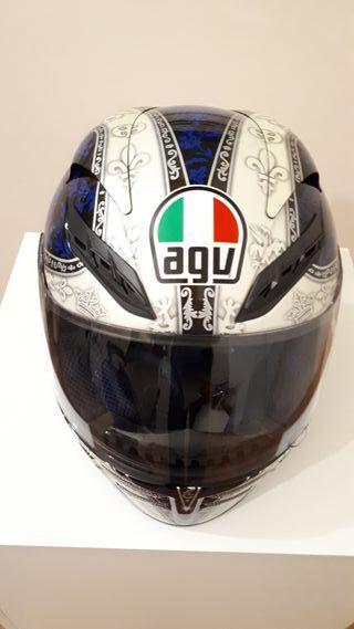 Casco moto AGV nuevo