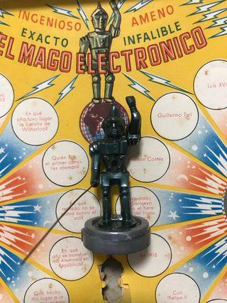 Mago electronico