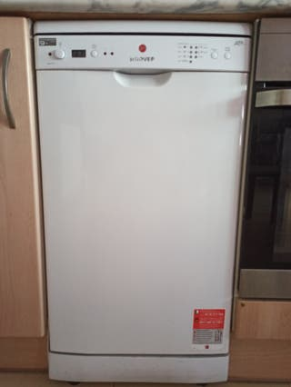 LEER.lavavajillas marca Hoover HEDS 100E de 45cm