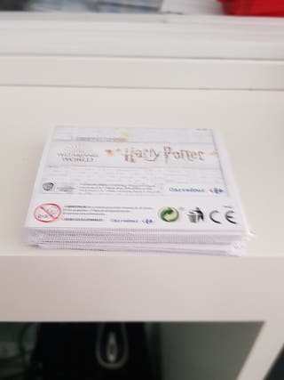 11 sobres de cromos de harry potter
