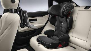silla coche BMW