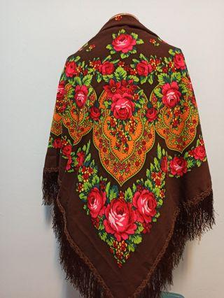 precioso mantón oferta baturra o regional