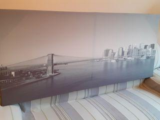 Cuadro puente de Brooklyn