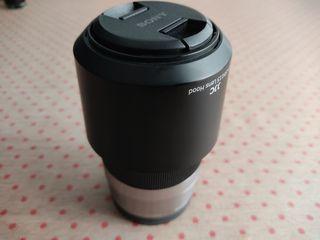 objetivo tele Sony 55-210 montura E