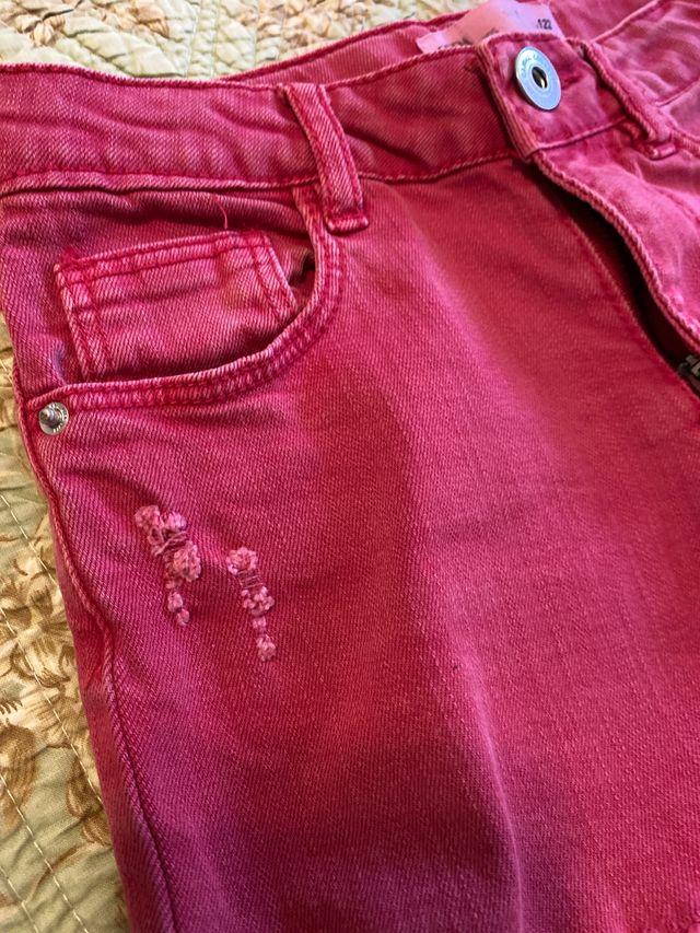 Pantalón corto Zara Talla 7