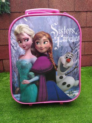 Maleta niñ@s Frozen Disney Elsa y Anna