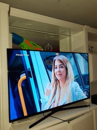 SMART TV SAMSUNG UHD 4K 50 + MAS FÚTBOL MOVIDTSR